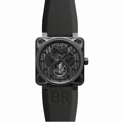 Bell & Ross BR 01 Tourbillon BR 01- Tourbillon Phantom Mens Watch