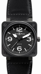 Bell & Ross BR01 BR 01-92 Mens Watch