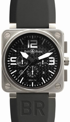 Bell & Ross BR01 BR 01-94 Mens Watch