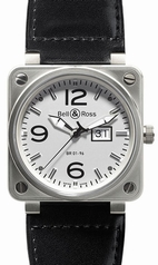 Bell & Ross BR01 BR 01-96 Mens Watch
