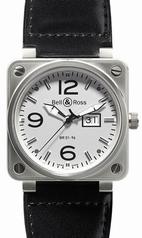 Bell & Ross BR01 BR 01-96 Mens Watch