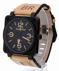 Bell & Ross BR01 BR01-92 Aviation Heritage Mens Watch