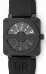Bell & Ross BR01 BR01-92 Compass Mens Watch