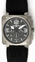 Bell & Ross BR01 BR01-94-T Mens Watch