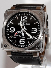 Bell & Ross BR01 BR01-97 Mens Watch