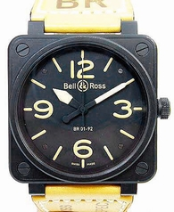 Bell & Ross BR01 BR01-A2052567 Mens Watch