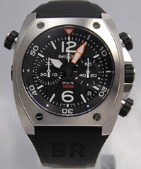 Bell & Ross BR01 BR02-94CHRONOGRAPH Mens Watch
