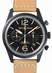 Bell & Ross BR01 BR126-94-SC Mens Watch