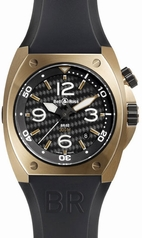 Bell & Ross BR02 BR 02-92 Automatic Watch
