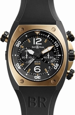 Bell & Ross BR02 BR 02-94 Mens Watch