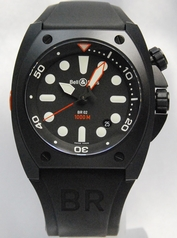 Bell & Ross BR02 BR02-92 PRO Mens Watch
