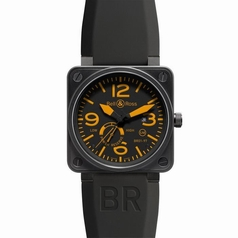 Bell & Ross BR03 BR 03-94 Stainless Steel Bezel Watch