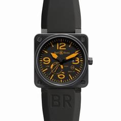 Bell & Ross BR03 BR 03-94 Stainless Steel Bezel Watch