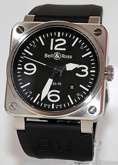 Bell & Ross BR03 BR03-92 Mens Watch