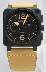 Bell & Ross BR03 BR03-92 MILITARY Automatic Watch