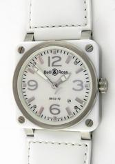 Bell & Ross BR03 BR03-92-SC Mens Watch
