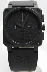 Bell & Ross BR03 BR03-94 PHANTOM Mens Watch