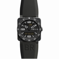 Bell & Ross BR03 BR03 Type Aviation Mens Watch