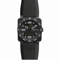 Bell & Ross BR03 BR03 Type Aviation Mens Watch