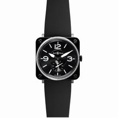 Bell & Ross BRS BR-S Black Dial Watch