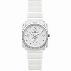 Bell & Ross BRS BR-S Ceramic Band Watch