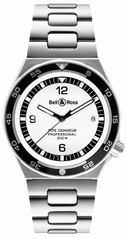 Bell & Ross Classic 1 Row Mens Watch