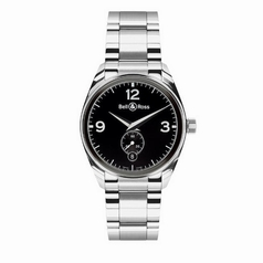 Bell & Ross Geneva Geneva 123 Black Dial Watch