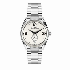 Bell & Ross Geneva Geneva 123 White Dial Watch