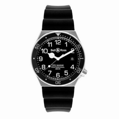 Bell & Ross Marine Type Marine Mens Watch