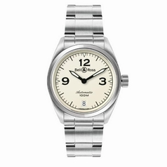 Bell & Ross Medium Medium Auto Midsize Watch