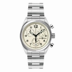 Bell & Ross Medium Medium Chronograph Quartz Watch