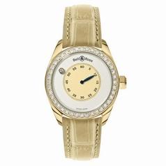 Bell & Ross Mystery Diamond Mystery Diamond Gold Midsize Watch