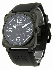 Bell & Ross Professional BR-03-92-CARBON Mens Watch
