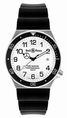 Bell & Ross Professional TYPE MARINE Mens Watch