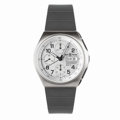 Bell & Ross Space 3 Space 3 White Dial Watch