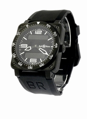 Bell & Ross Type BR 03 Type Aviation Mens Watch