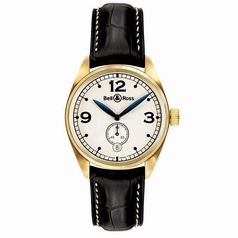 Bell & Ross Vintage 123 Vintage 123 Black Band Watch