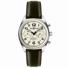 Bell & Ross Vintage 126 Vintage 126 White Dial Watch