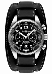 Bell & Ross Vintage 126 XL Black Automatic Watch