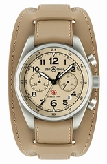 Bell & Ross Vintage Desert 126 XL Mens Watch
