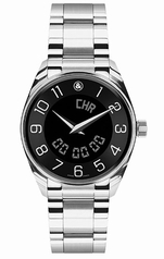 Bell & Ross Vintage Function Modern Steel Mens Watch