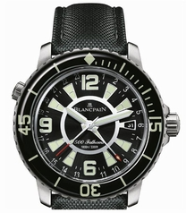 Blancpain 500 Fathoms GMT Mens Watch