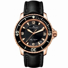 Blancpain Fifty Fathoms 5015-3630-52 Mens Watch