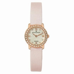 Blancpain Ladybird 0062-312RO-52 Ladies Watch