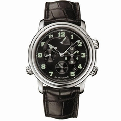 Blancpain Leman 2041-1130m-53b Mens Watch