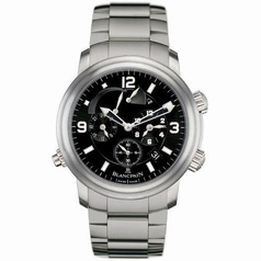 Blancpain Leman 2041-1230-98 Mens Watch
