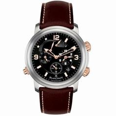 Blancpain Leman 2041-12a30-63b Mens Watch