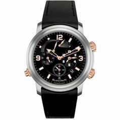 Blancpain Leman 2041-12a30-64b Mens Watch