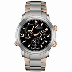 Blancpain Leman 2041-12a30-98 Mens Watch