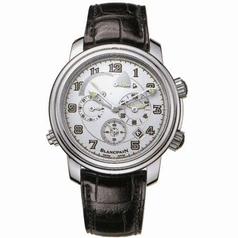 Blancpain Leman 2041-1542m-53b Mens Watch